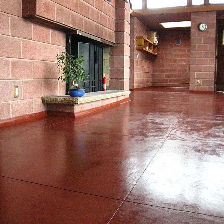 Piastrelle per pavimenti esterni