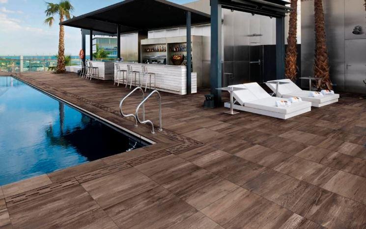 Pavimenti legno per esterni pavimento da esterno pavimento esterno
