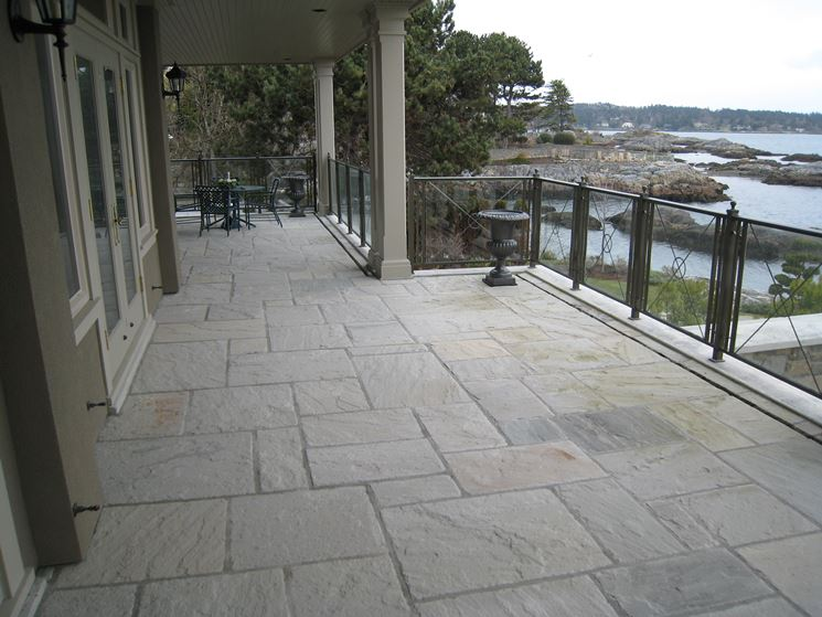 Pavimenti Per Balconi Pavimento Da Esterno Come