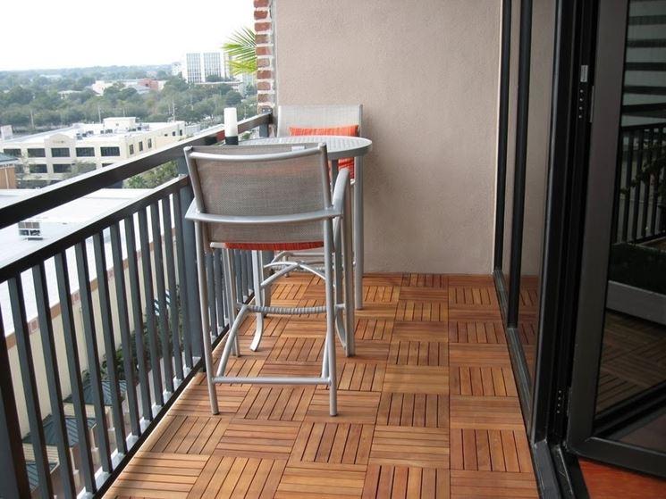 Pavimenti per balconi pavimento da esterno come for Pavimento da esterno ikea