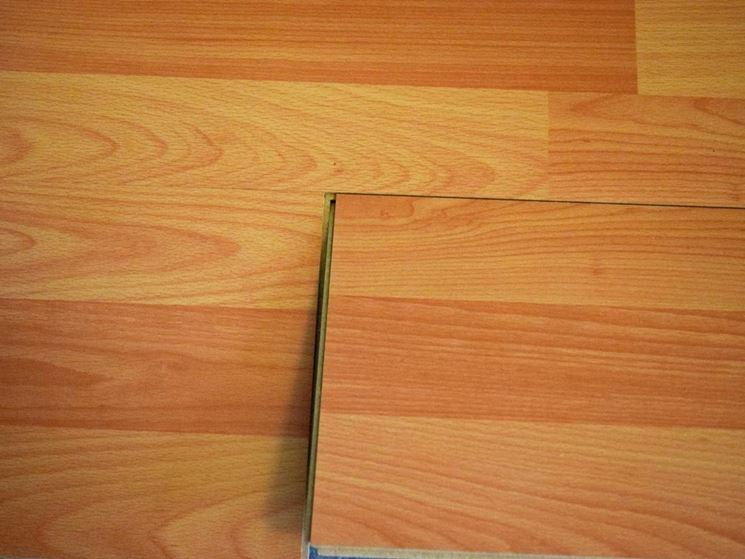Installazione pavimento laminato