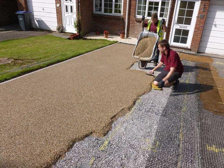 Resine per pavimenti esterni pavimento da esterno posare resine per pavimenti da esterno - Resine per terrazzi esterni ...