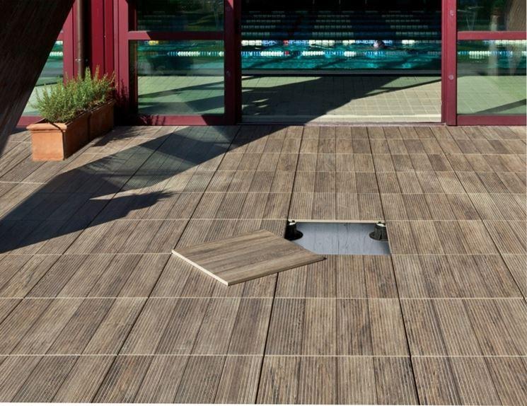 ... per terrazzi - Pavimento da esterno - Quale rivestimento per terrazzo