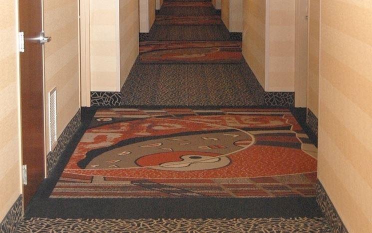 Mosaici per pavimenti interni pavimento da interno - Fughe piastrelle colorate ...