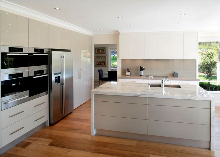 Pavimenti per cucine moderne - Pavimento da interno - Varie ...