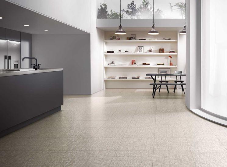Pavimento cucina moderno