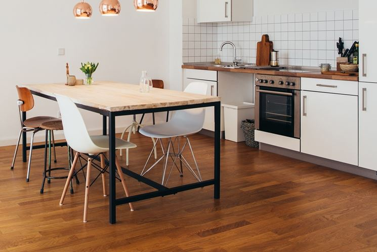 Pavimento cucina pavimento da interno tipi di pavimenti per cucina - Pavimento per cucina ...