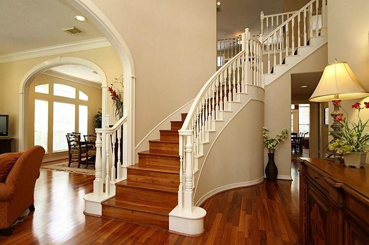 Rivestimenti scale interne pavimento da interno for Economici rivestimenti in legno