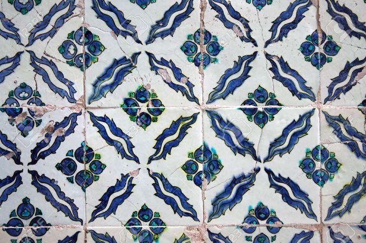 Mattonelle antiche siciliane antica riggiola mattonella
