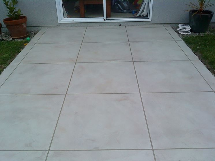 Mattonelle in cemento tipi di mattonelle varietà e