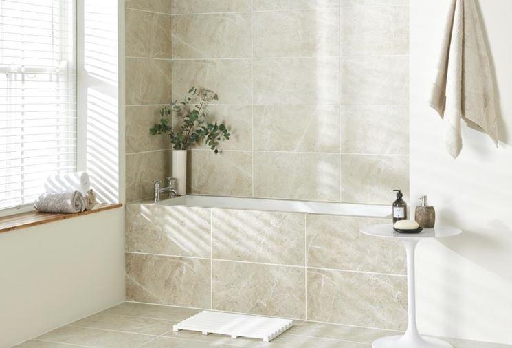 Mattonelle per bagno tipi di mattonelle scegliere le - Mattonelle per bagno ...