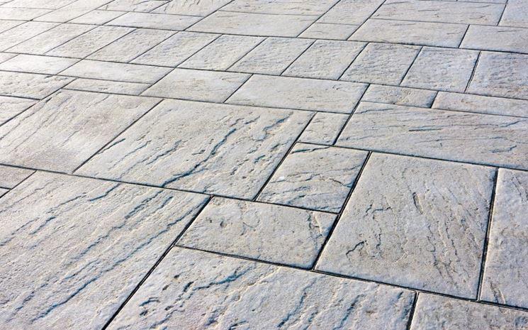 Mattonelle per esterno tipi di mattonelle pavimenti for Mattonelle per esterno