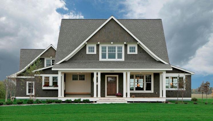 Una casa unifamiliare