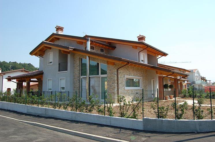 Casa su cui si estende il diritto di abitazione