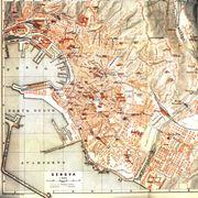 Mappa di Genova