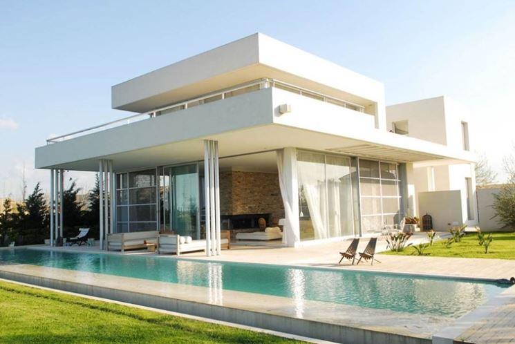 progetto abitazione di lusso