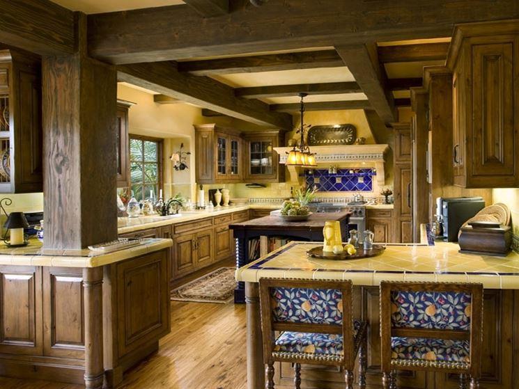 Beautiful Mobili Cucina Etnica Ideas - bakeroffroad.us ...