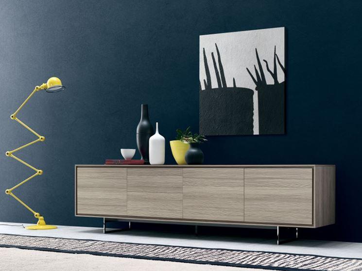 Credenze moderne legno