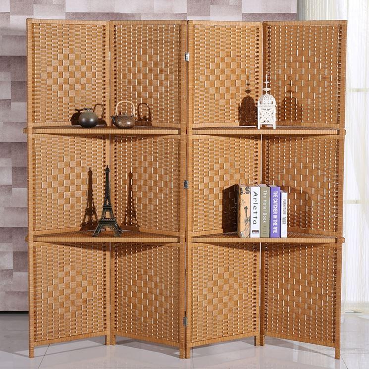Divisori mobili arredamento - Mobili ikea modificati ...