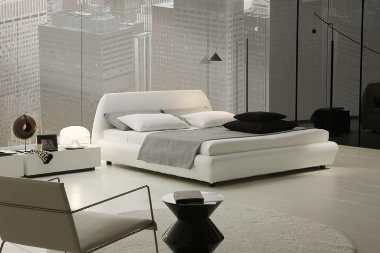 letto design moderno