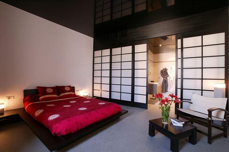 Camera da letto secondo il Feng Shui