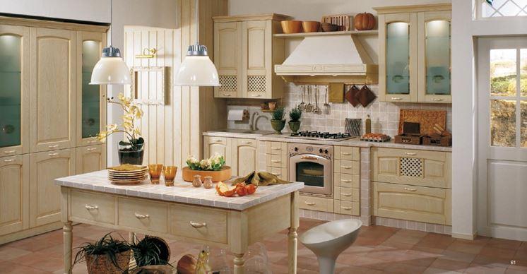 Mobili classici per la cucina