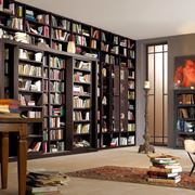 libreria componibile moderna