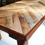 tavolo in legno fai da te