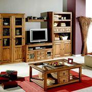 Mobile in legno per il soggiorno
