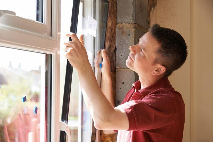 Restauro finestra