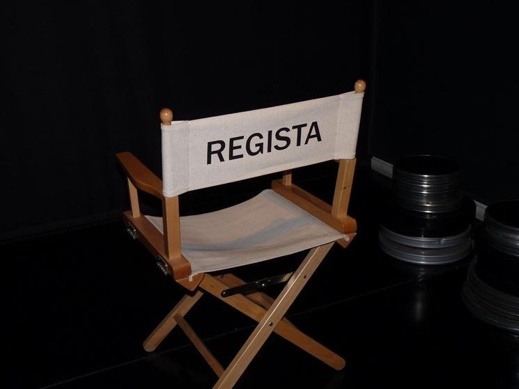Sedie da regista arredamento tipologie sedia for Sedia design regista