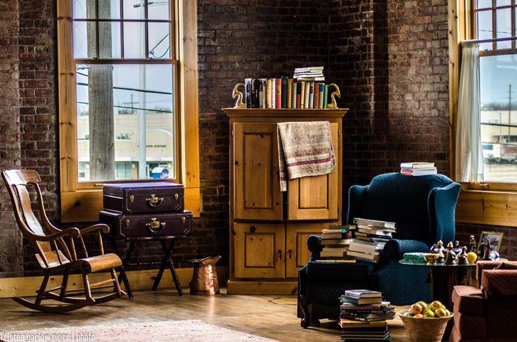 Angolo lettura arredare casa come realizzare un angolo lettura