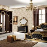 Camera letto barocca