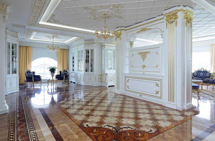 Mobili per ufficio di lusso design casa creativa e - Arredi di lusso casa ...