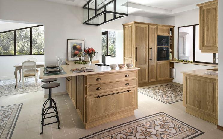 Cucina design provenzale