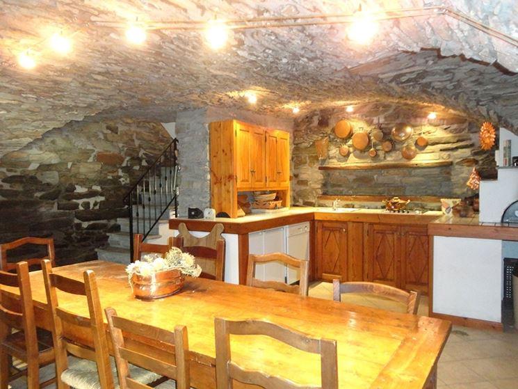 Arredare una tavernetta arredare casa arredamento taverna for Arredare la taverna