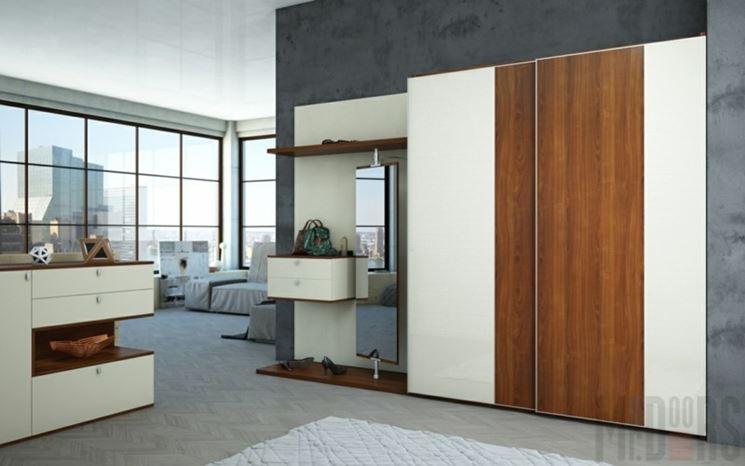Cabina armadio fai da te arredare casa armadio muro for Arredare cabina armadio