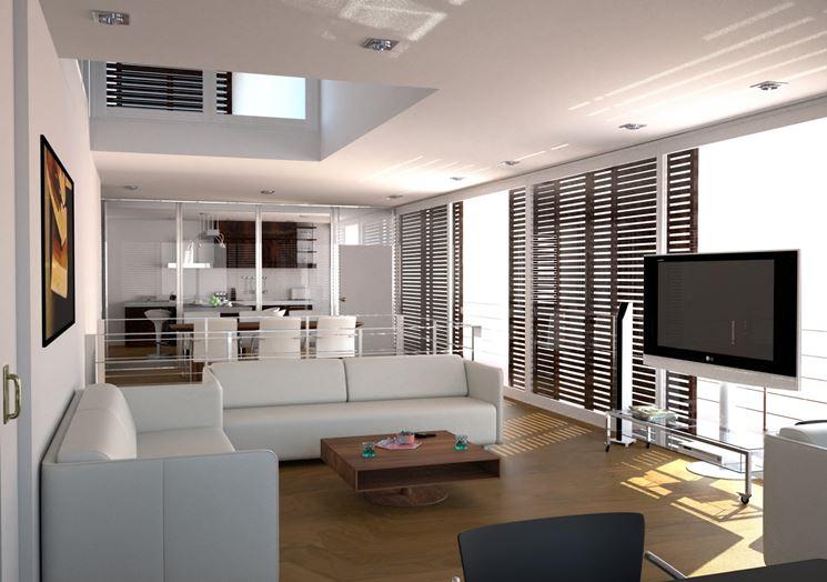 Casa in stile moderno