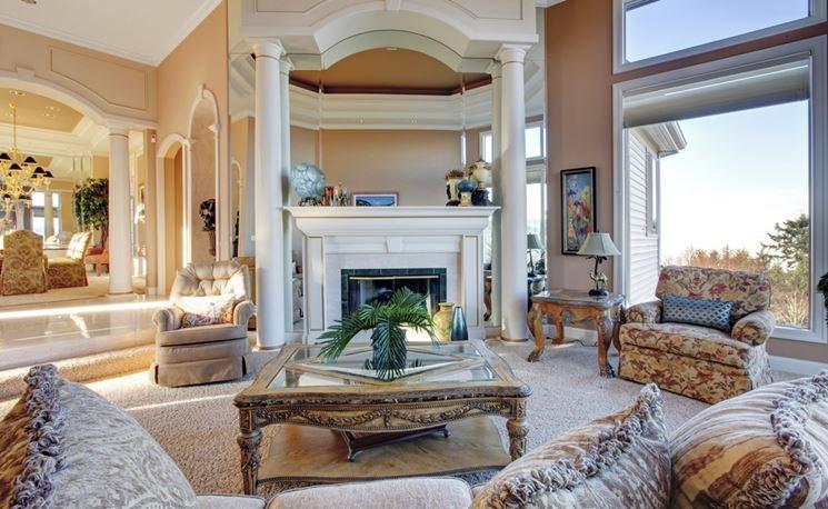 Stile liberty arredare casa arredare in stile liberty for Casa e stile arredamenti