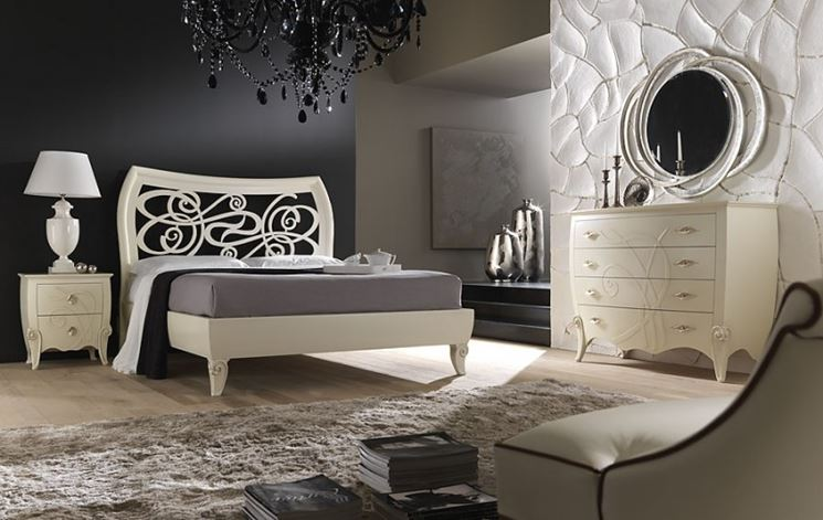 Stile liberty arredare casa arredare in stile liberty for Camere da letto matrimoniali contemporanee