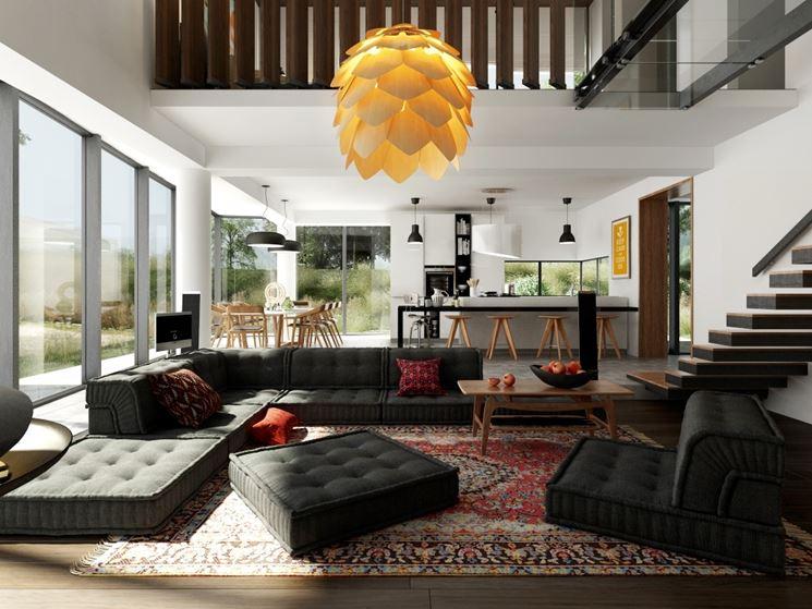 Divani per cucina divani tipologie di divano per cucina - Divano in cucina ...