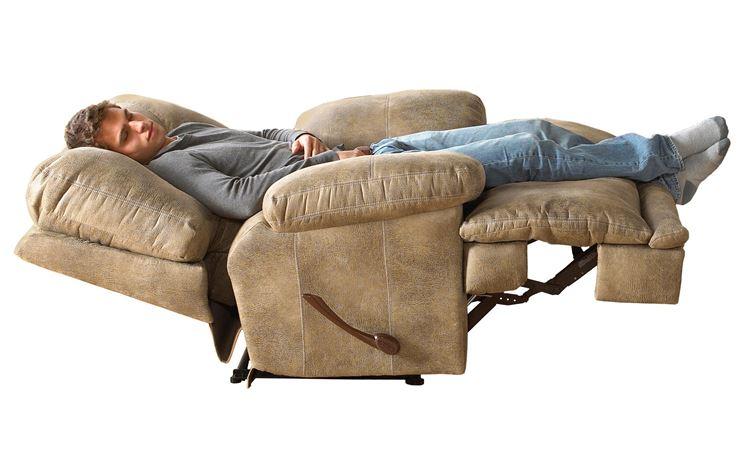 Esempio di poltrone reclinabili