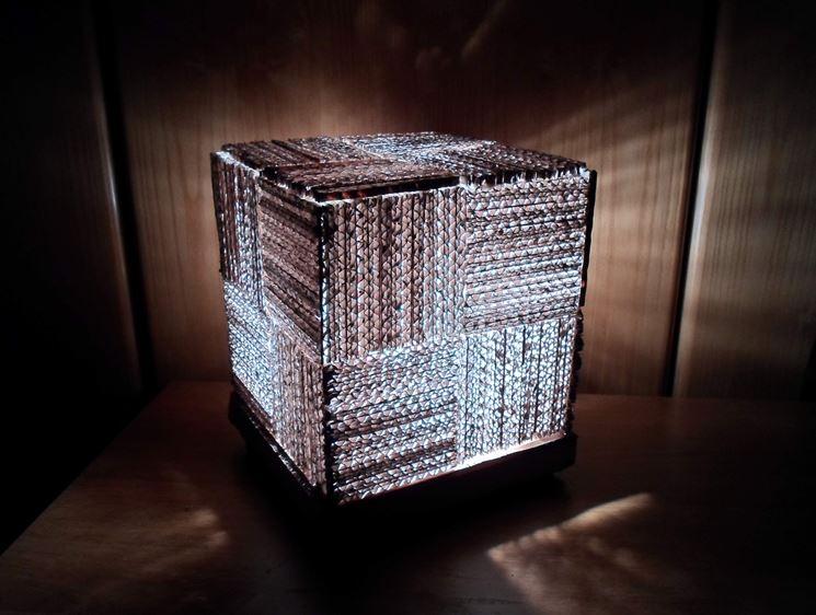 Costruire una lampada lampade per casa come realizzare una