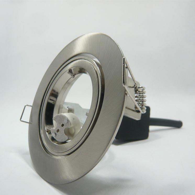 faretti alogeni lampade per casa vari modelli di