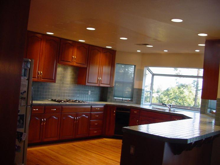 Faretti led da incasso - Lampade per casa - Illuminazione led