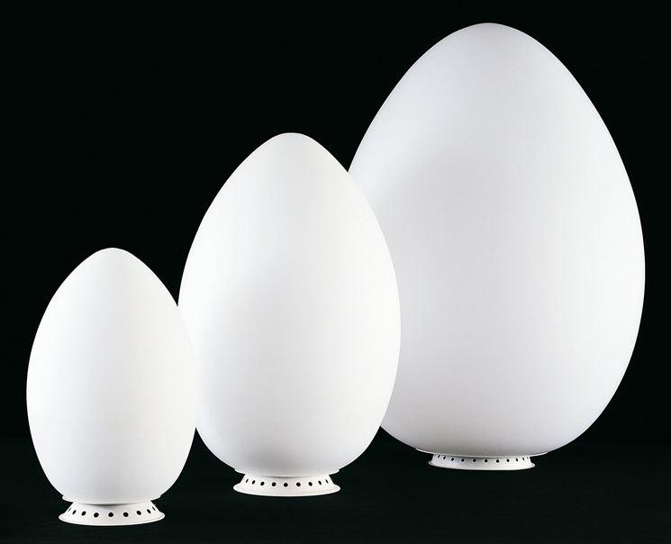 Lampade uovo