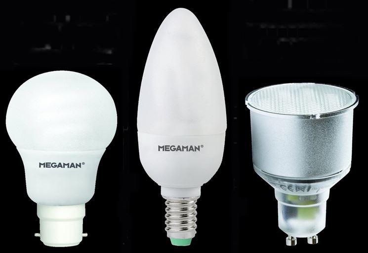 Ecco le lampade a basso consumo