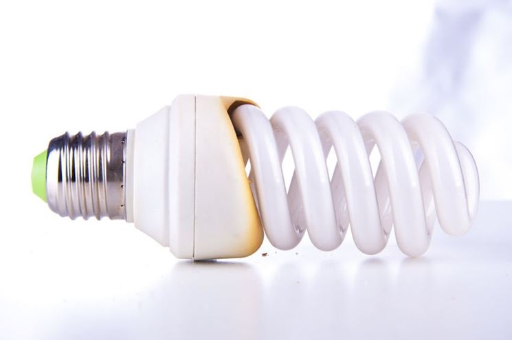 Le lampade a basso consumo: cosa sono