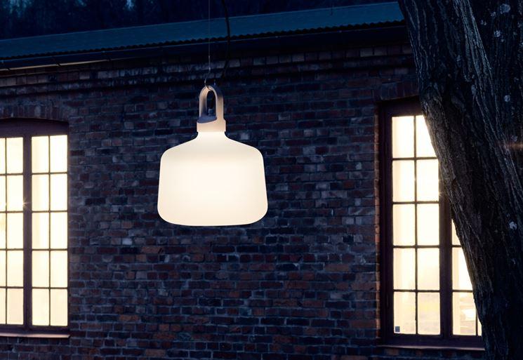 Lampade da giardino lampade per casa for Lampade per casa