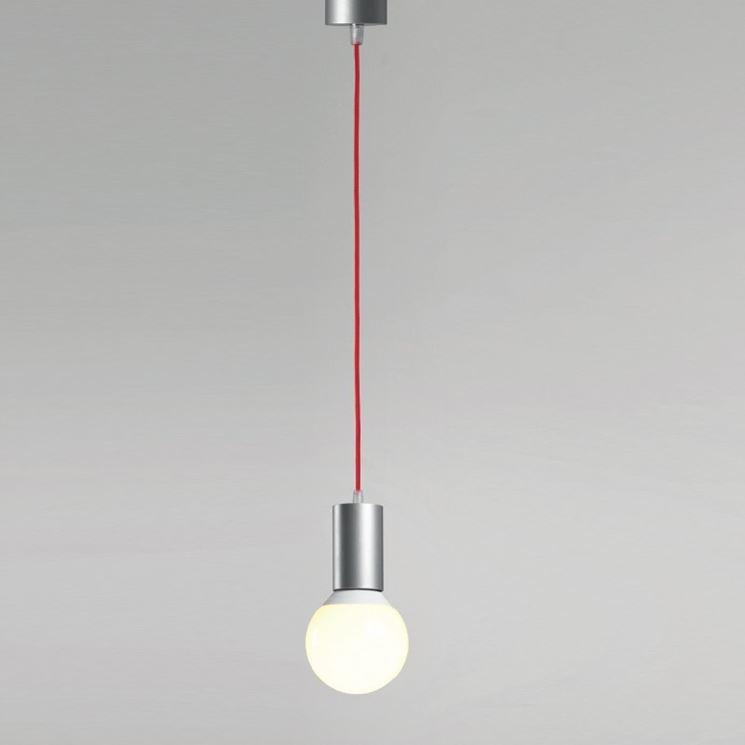 Lampade sospese lampade per casa tipologie di lampade - Lampade sospese cucina ...